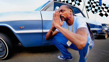 Snoop Dogg wprowadza wnuka w kulturę hiphopową i wychodzi na najfajniejszego dziadka na świecie