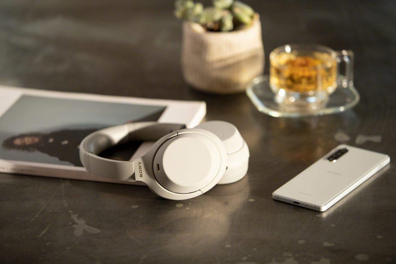 Sony zapowiada słuchawki bezprzewodowe WH-1000XM4 z wiodącym systemem redukcji hałasu