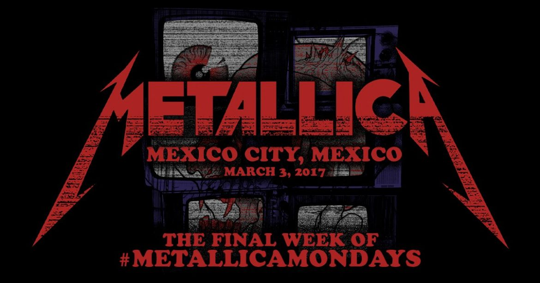 """Ostatni koncert z serii #MetallicaMondays. Zespół ogłosił oficjalny gadżet """"wirtualnej trasy"""""""