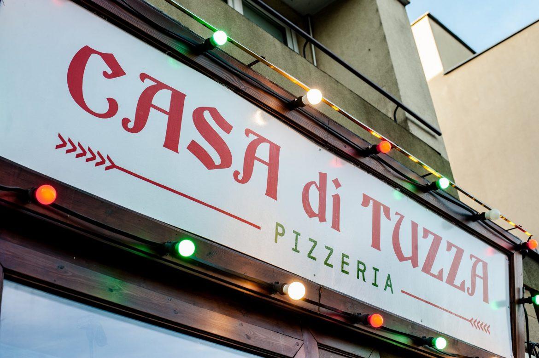 Tuzza otworzyła pizzerię. Jak wygląda?