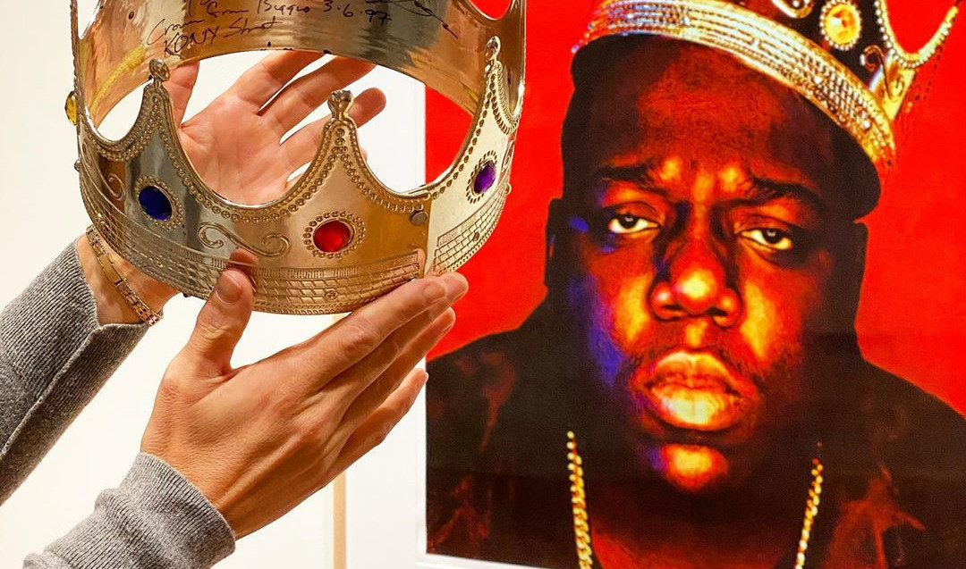 Korona Notoriousa B.I.G. sprzedana na aukcji. Znamy cenę