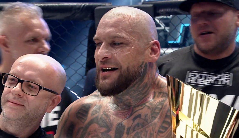 Popek zmierzy się na Fame MMA z Marcinem Najmanem?