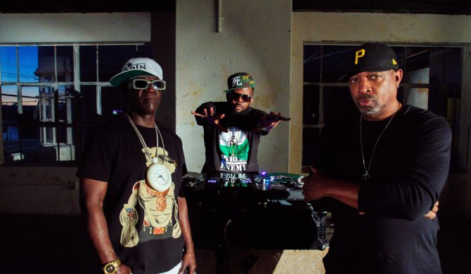 Nas, Cypress Hill, Beastie Boys, Run DMC I inni na nowej płycie Public Enemy