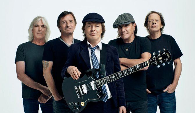 AC/DC rozpoczynają nowy rok klipem nagranym w nietypowy sposób