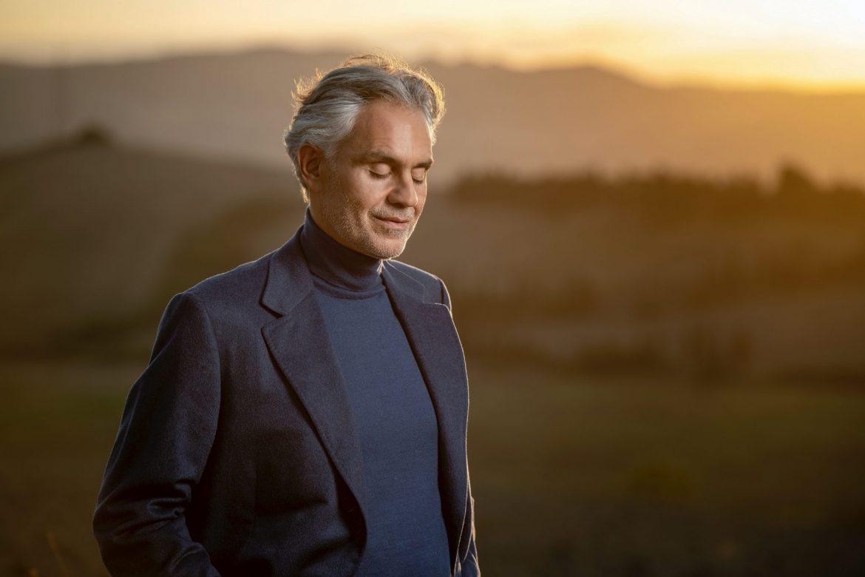 Andrea Bocelli udostępnił nowy utwór