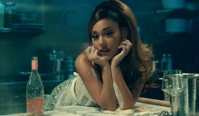 Ariana Grande przekaże pięć milionów dolarów osobom zmagającym się z problemami psychicznymi