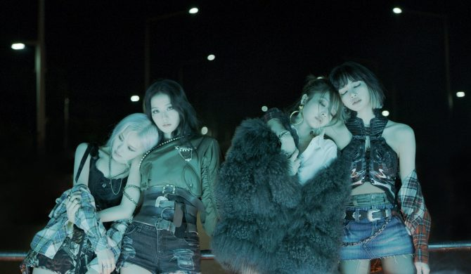 "BLACKPINK prezentują debiutancki ""THE ALBUM"""
