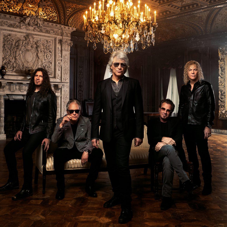 Nowy album Bon Jovi już w sklepach