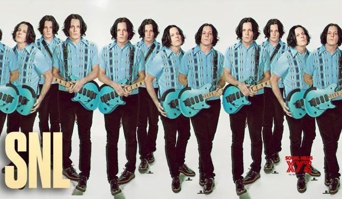 Jack White zagrał na gitarze zaprojektowanej przed Eddiego Van Halena