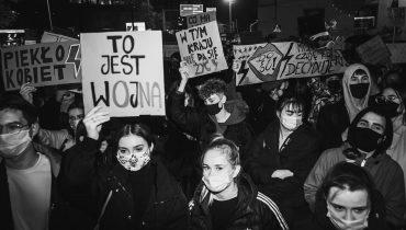Legendarna amerykańska wokalistka komentuje protesty kobiet w Polsce