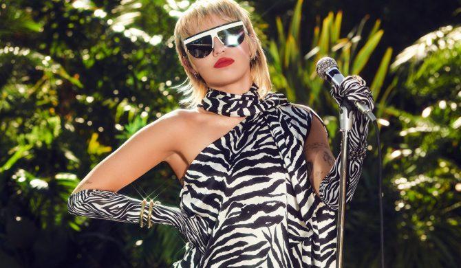 Miley Cyrus zaśpiewa numery Britney, Pearl Jam i The Cardigans