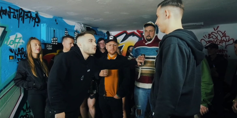 Filipek mówi kto wygrał starcie w garażu Winiego