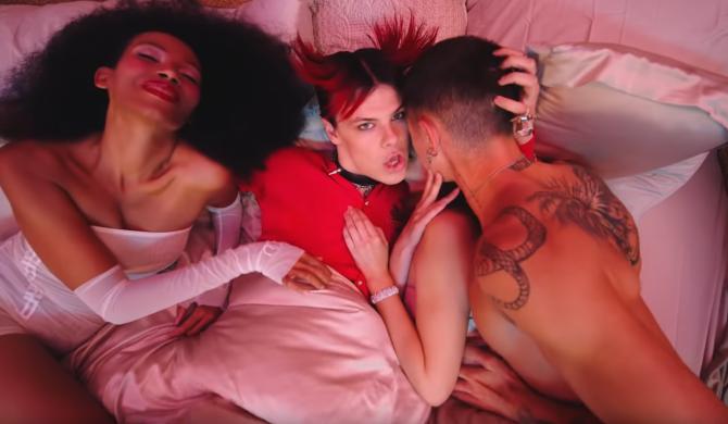 Sporo seksu w nowy klipie YUNGBLUDA