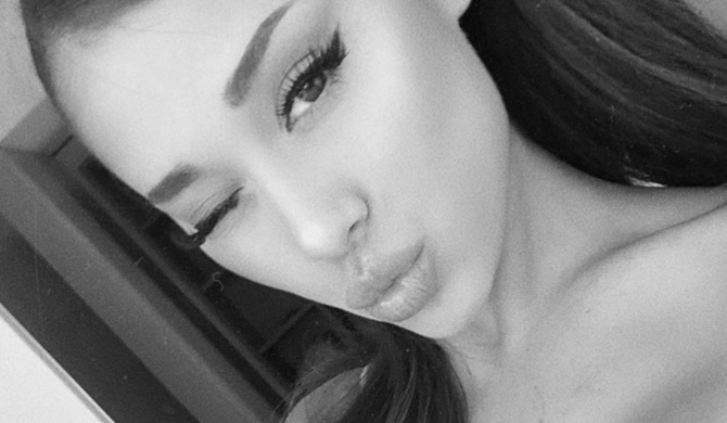 Czy Ariana Grande zdradziła właśnie tytuł nowego albumu?