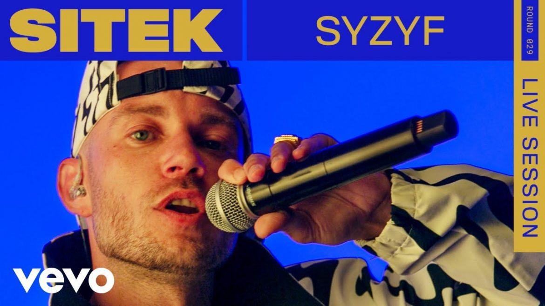 Sitek nagrał live sesję dla Rounds Vevo