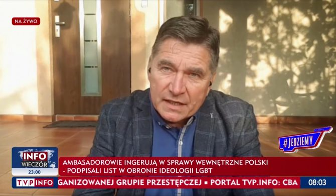 Gwiazda disco polo ekspertem od neutralności klimatycznej w TVP