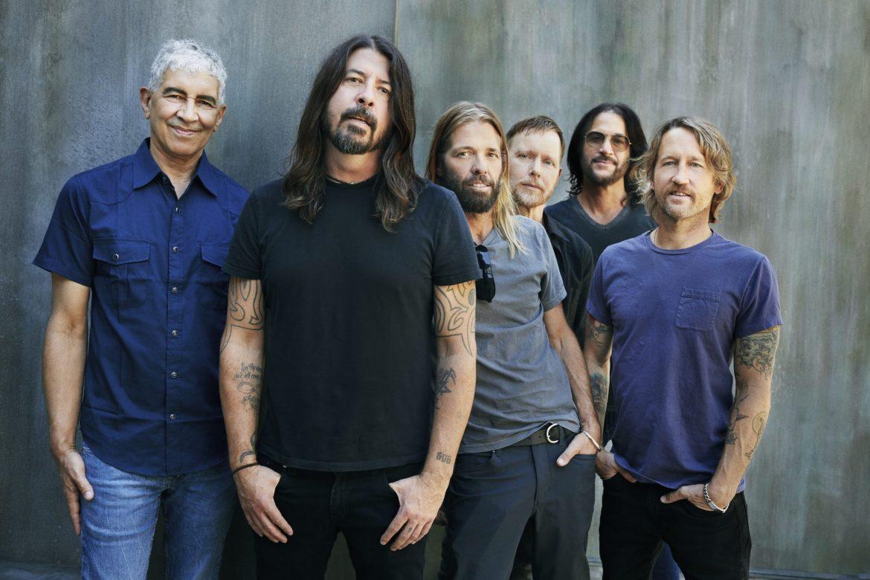 Foo Fighters wystąpili z wokalistą AC/DC