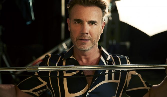 "Gary Barlow wydał album ""Music Played By Humans"""