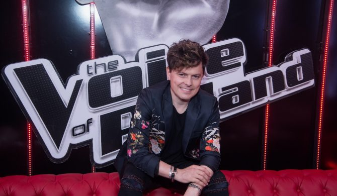 "Wokalista z The Kelly Family w ""The Voice of Poland"""