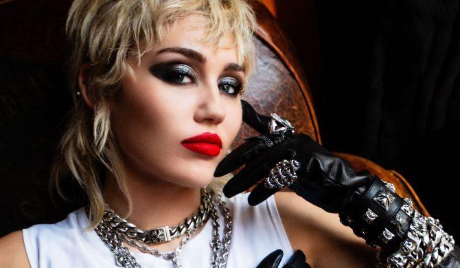 Miley Cyrus zdradza, jak bezpiecznie uprawia seks w dobie pandemii