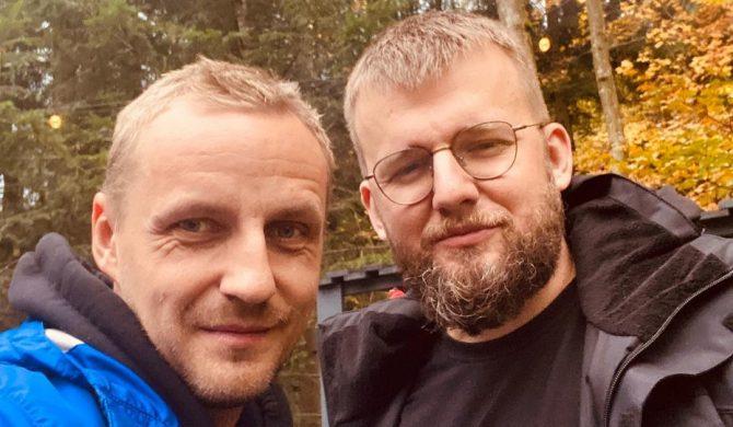 """Paweł Domagała i KęKę ponownie łączą siły. """"Najwrażliwszy z twardzieli"""""""