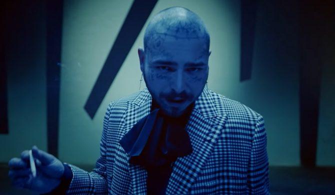 Post Malone w nowym klipie Big Seana