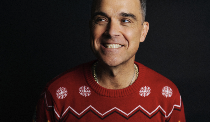 Robbie Williams nie pozwoli zatrzymać świąt