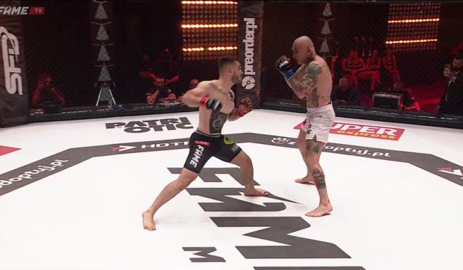 FAME MMA 8: Sobota komentuje walkę i werdykt sędziów