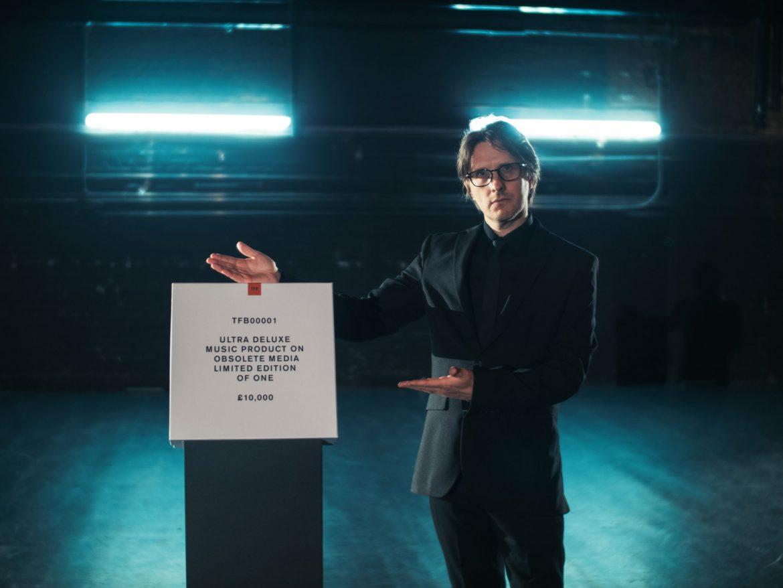 To nie była promocja na Black Friday. Steven Wilson sprzedał wyjątkowy egzemplarz swojej płty