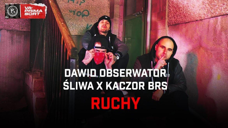 Dawid Obserwator, Śliwa i Kaczor BRS we wspólnym numerze