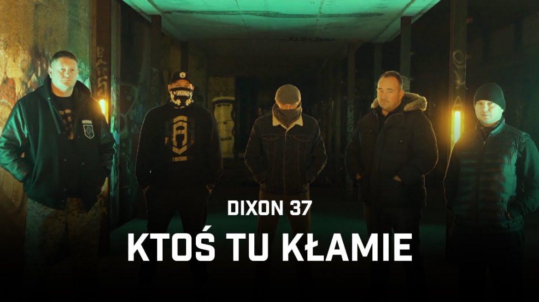 Saful w najnowszym  klipie Dixon37