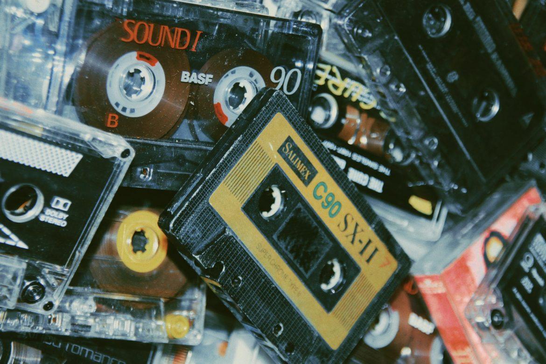Znaczny wzrost sprzedaży kaset w Wielkiej Brytanii