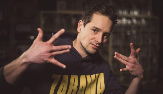 Krzysiek Zalewski: Jestem w trakcie przygotowywania się do rapowej współpracy