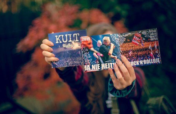 Płyta Kultu z Pol'and'Rock Festival pokryła się platyną