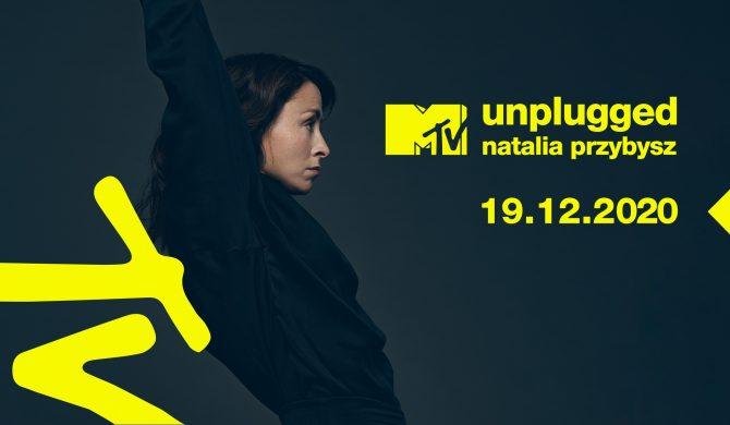 Natalia Przybysz w kultowej serii MTV Unplugged