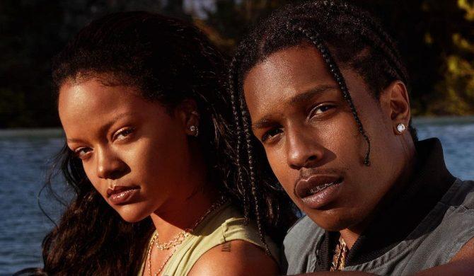 A$AP Rocky potwierdza swój związek z Rihanna: Ona jest miłością mojego życia
