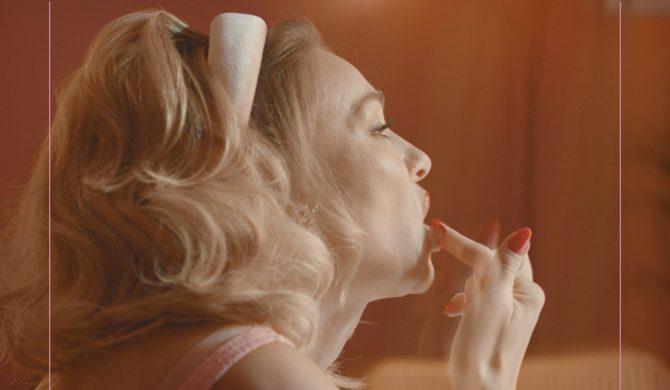 Sonia Bohosiewicz jak Marilyn Monroe