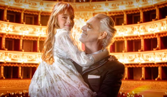 """Andrea Bocelli prezentuje nadzwyczajny koncert """"Believe in Christmas"""""""