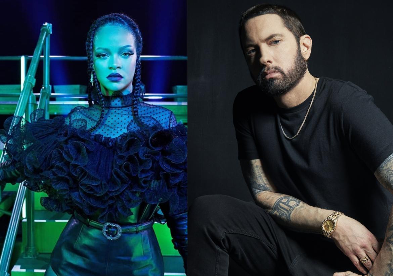 Eminem przyznaje się do błędu i przeprasza Rihannę