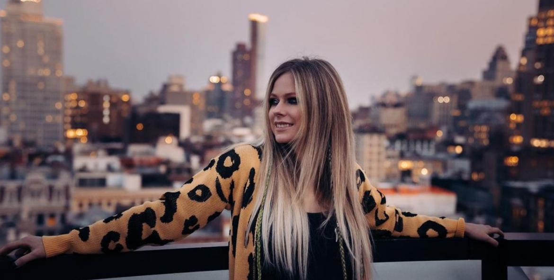 Avril Lavigne nagrywa ze znanym amerykańskim raperem
