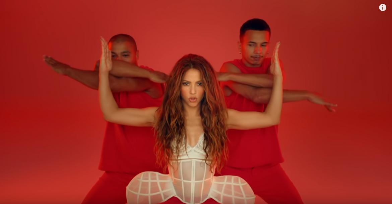 Shakira w najnowszym kawałku The Black Eyed Peas
