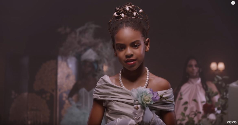 Córka Beyonce nominowana do Grammy. Blue Ivy Carter ma 8 lat