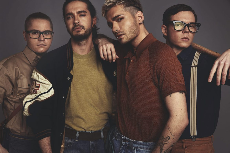 Tokio Hotel wracają myślami do Berlina