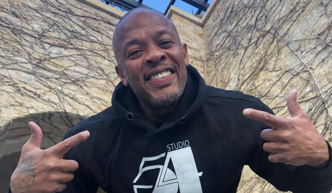Dr. Dre rapuje o tętniaku mózgu oraz rozwodzie z Nicole Young w nowym singlu