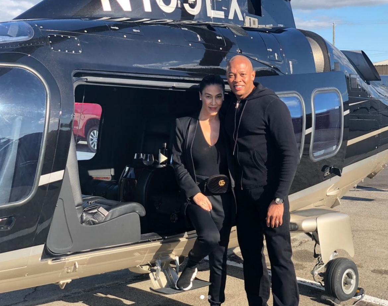 Dr. Dre zmienił zdanie i będzie płacił żonie miliony złotych miesięcznie