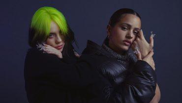 Billie Eilish i Rosalía w hipnotyzujący utworze do serialu HBO