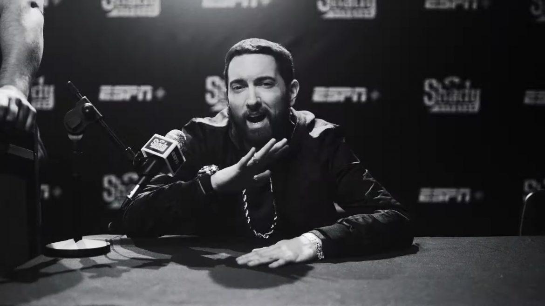 Nowy teledysk Eminema promuje main event dzisiejszej gali UFC
