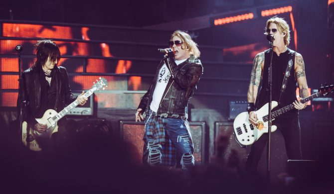 Nowy singiel Guns N' Roses