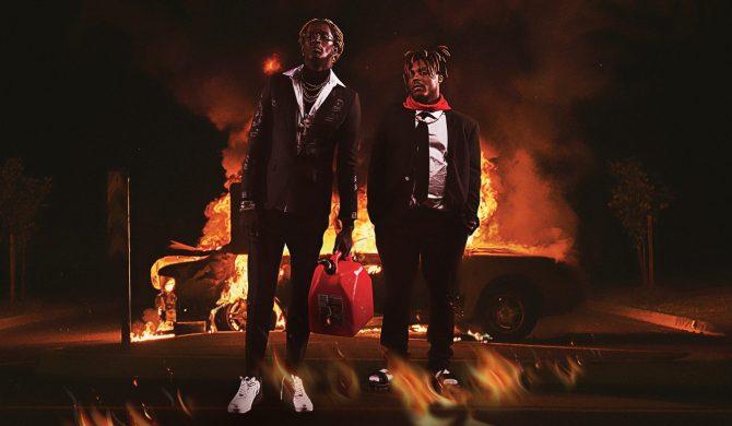 """Juice WRLD i Young Thug w filmowym klipie do """"Bad Boy"""""""