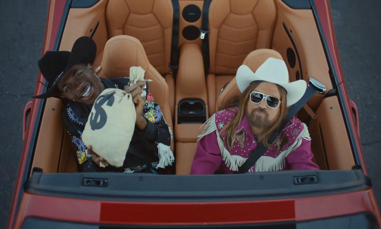 """Lil Nas X pisze historię – """"Old Town Road"""" singlem z największą liczbą platyn"""